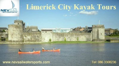 Canoeing Trips and Lessons in Limerick and Clare