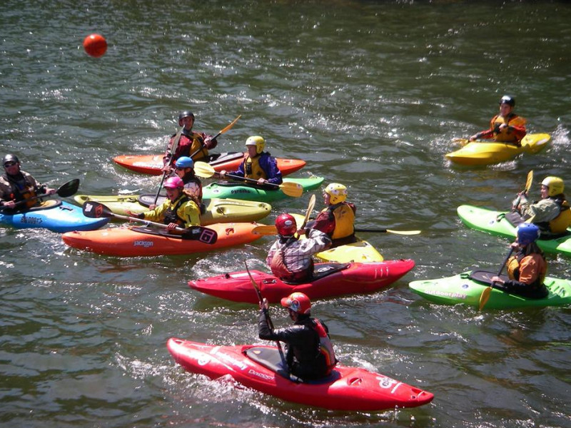 Learn to Kayak - Kayaking Courses, Limerick and Clare Kayaking Lessons