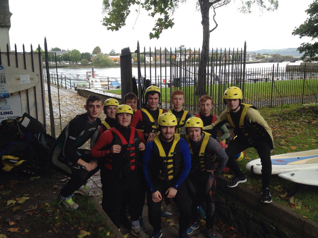 Fun things to do in Limerick - How to Kayak - Limerick City Kayaking Tours