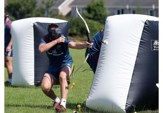 Archery Tag Limerick at Limerick Adventures