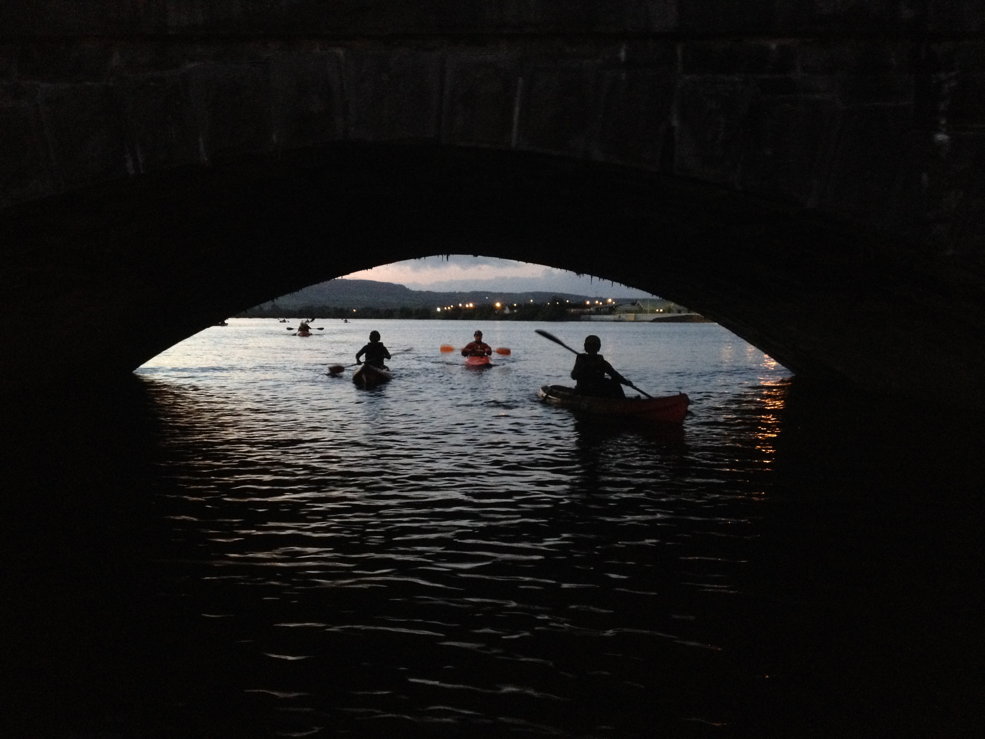 Night Kayaking - Tours from Limerick - Things to see in Limerick