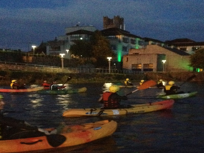 Things to see in Limerick - Night Kayaking Tours from Limerick