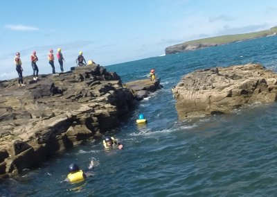 Coasteering -  things to do in Clare,