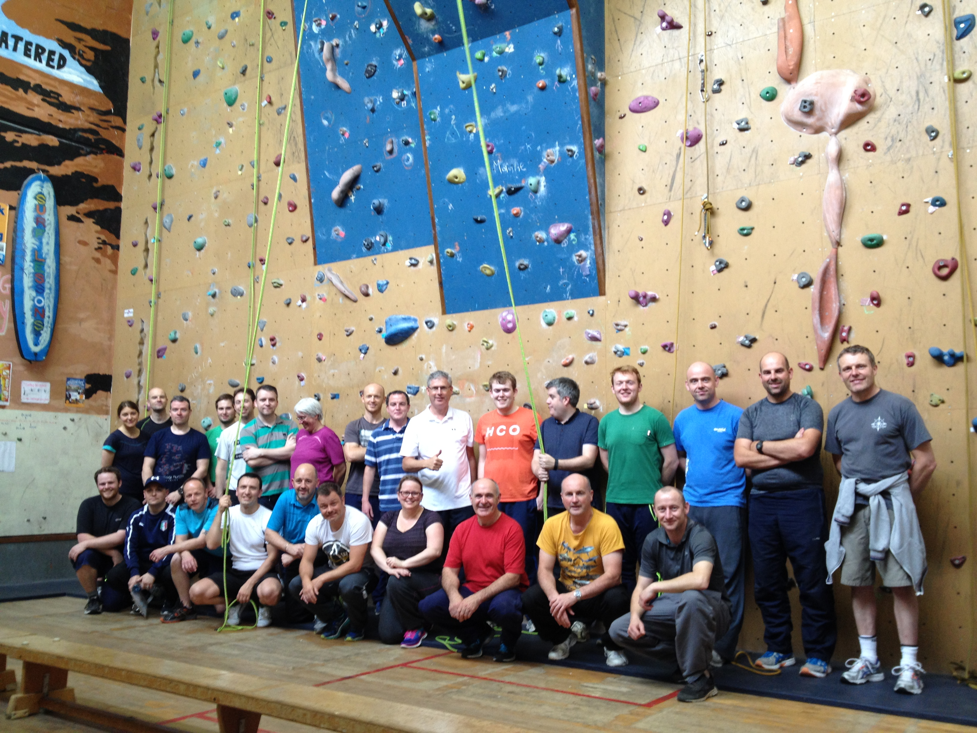 Corporate team building activities and group outings with Nevsail Adventures in Clare and Limerick