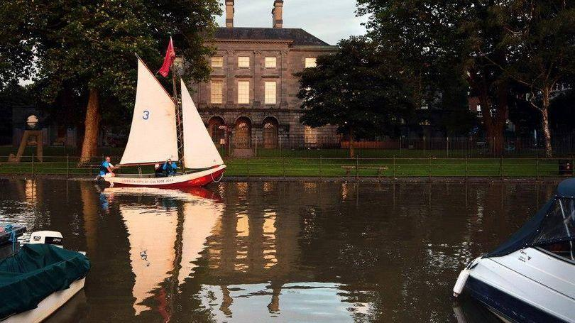 Outdoor Activities - Sailing in Limerick at Nevsail Watersports Activity Centre
