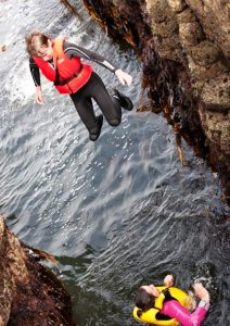 Coasteering - things to do in Clare, Coasteering Ireland