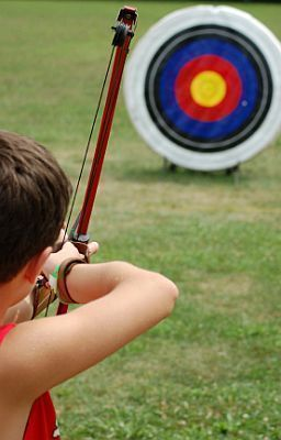 Archery Ireland - Archery and Archery Lessons at Nevsail Watersports in limerick and clare