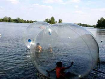 The Zorbing Experience